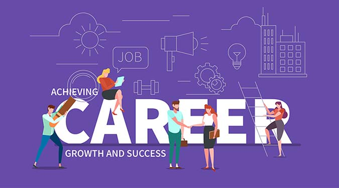 Achieving Career Growth and Success
